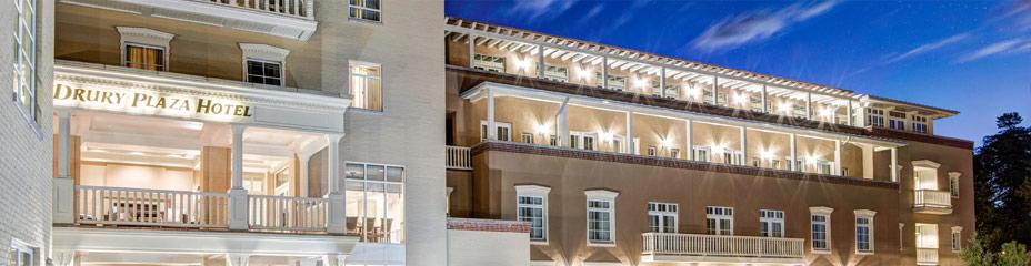 Drury Plaza Hotel in Santa Fe