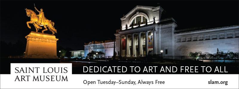 St. Louis Vacation Savings Coupon - Free Saint Louis Art Museum admission
