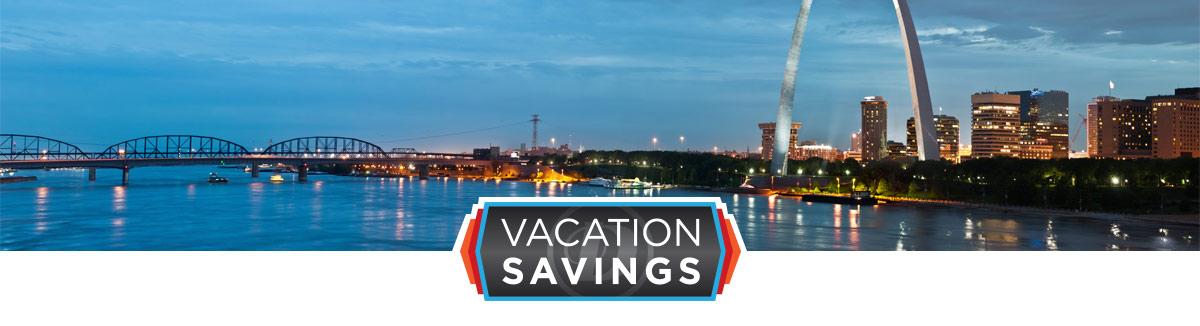 St. Louis Vacation Savings