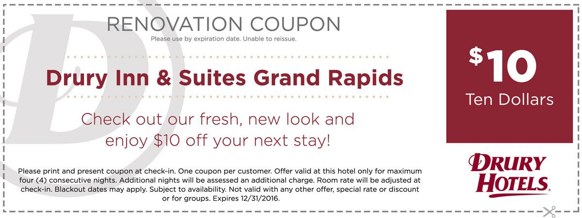 Grand Rapids Renovation Coupon