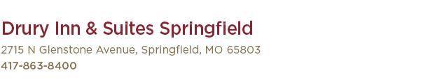 Drury Inn & Suites Springfield, MO