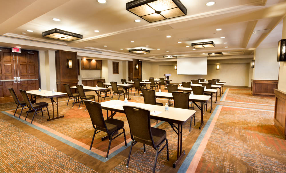 Drury Plaza Hotel in Santa Fe - Meeting Room