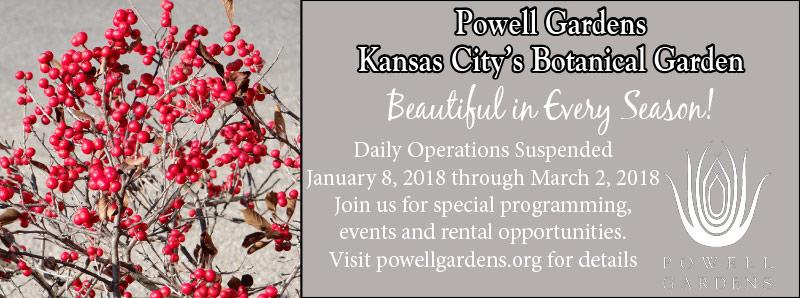 Kansas City Vacation Savings Coupon - Powell Gardens, Kansas City's Botanical Garden