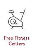 Free Fitness Centers