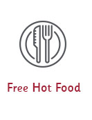 Free Hot Food