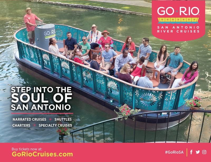 San Antonio Vacation Savings Coupon – Buy tickets for Go Rio San Antonio River Cruises
