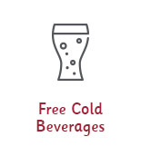 Free cold beverages