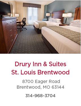Drury Inn & Suites St. Louis Brentwood