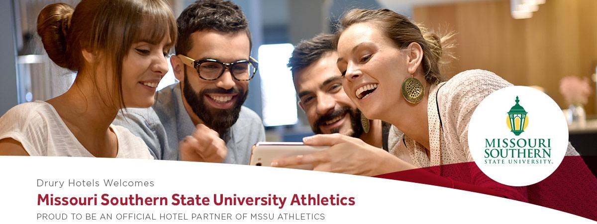 Drury Hotels welcomes Missouri Southern State University athletics