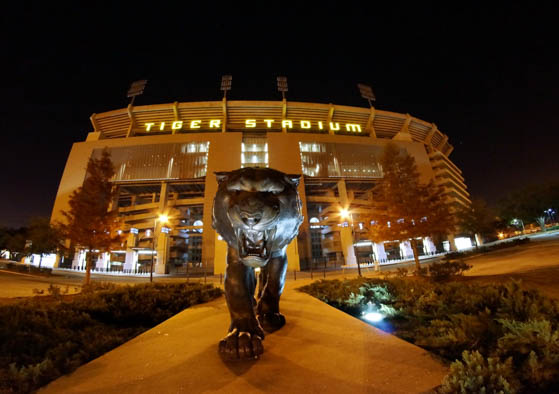 Louisiana State University & Tiger Stadium