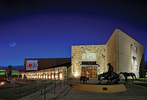American Quarter Horse Hall Of Fame Museum