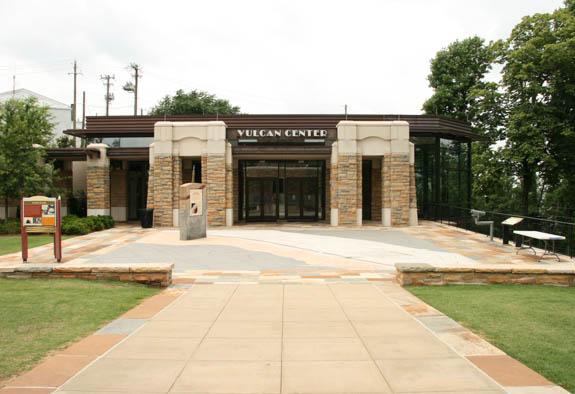 Vulcan Park & Museum