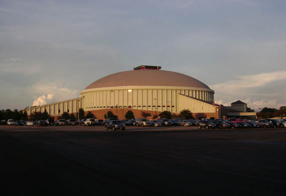 CAJUNDOME & Convention Center