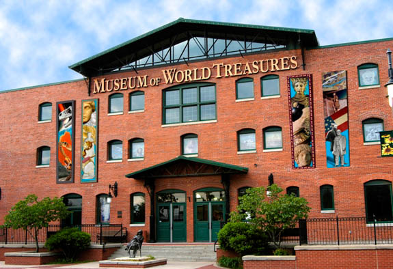 Museum of World Treasures