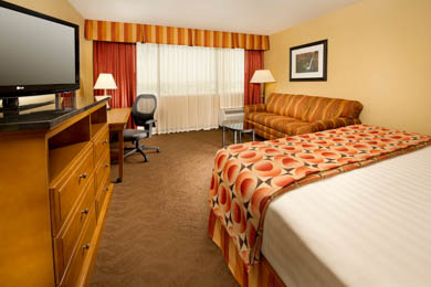 Drury Inn & Suites Airport Phoenix - Deluxe King Room