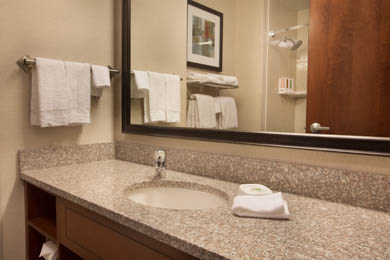 Drury Inn & Suites Denver Stapleton - Guest Bathroom