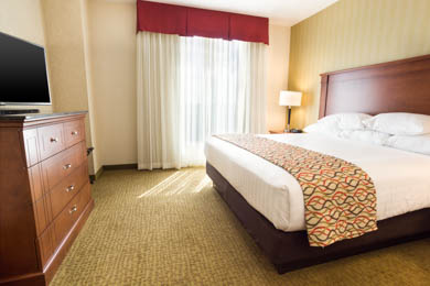 Drury Inn & Suites Denver Stapleton - King Suite