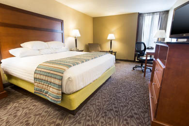 Drury Inn & Suites Airport Atlanta - Deluxe King Room