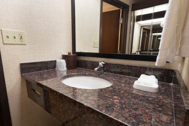 Drury Inn & Suites Champaign - Guest Bathroom