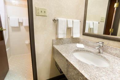 Drury Inn & Suites Terre Haute - Guest Bathroom