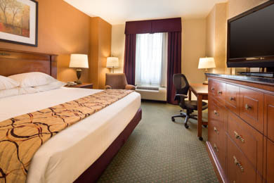 Drury Inn & Suites Northeast Indianapolis - Deluxe King Room