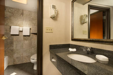 Drury Inn & Suites Overland Park - Guest Bathroom