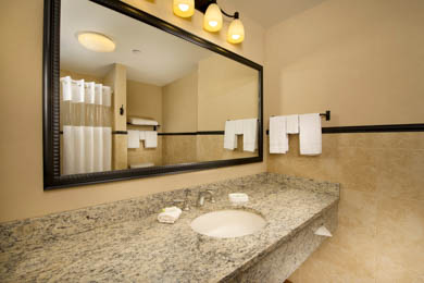 Drury Plaza Hotel Broadview Wichita - Guest Bathroom