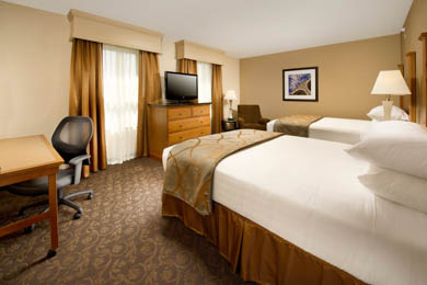 Drury Plaza Hotel Broadview Wichita - Deluxe Queen Room