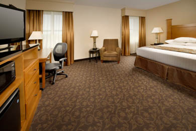 Drury Plaza Hotel Broadview Wichita - Deluxe King Room