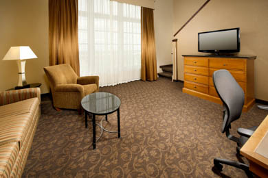 Drury Plaza Hotel Broadview Wichita - Suite