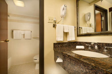 Drury Inn Paducah - Guest Bathroom