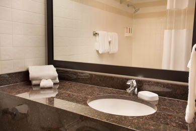 Drury Inn & Suites Paducah - Guest Bathroom