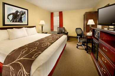 Drury Inn & Suites St. Joseph - Deluxe King Room
