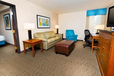 Drury Inn & Suites Cape Girardeau - Suite