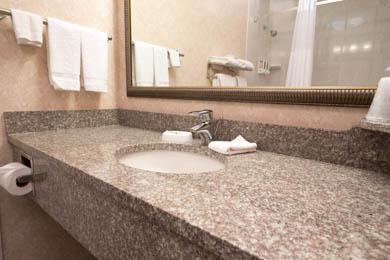 Drury Inn & Suites St. Louis near Forest Park - Guest Bathroom
