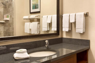 Drury Inn & Suites St. Louis Brentwood - Guest Bathroom