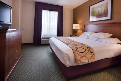 Drury Inn & Suites Meridian - King Suite