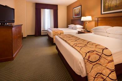Drury Inn & Suites Meridian - Queen Suite