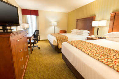 Drury Inn & Suites North Charlotte - Deluxe Queen Room