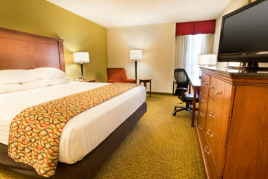 Drury Inn & Suites North Charlotte - Deluxe King Room
