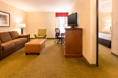 Drury Inn & Suites North Charlotte - Suite