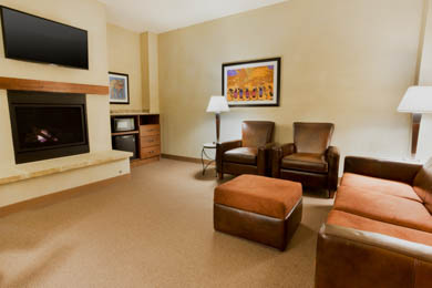 Drury Plaza Hotel in Santa Fe - Suite