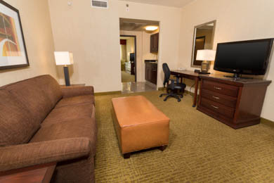 Drury Inn & Suites Convention Center Columbus - Suite