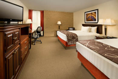 Drury Inn & Suites Northwest Columbus - Deluxe Queen Room