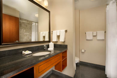 Drury Plaza Hotel Nashville Franklin - Guest Bathroom