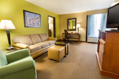 Drury Inn & Suites Houston West/Energy Corridor - Suite