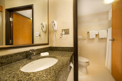 Drury Inn & Suites Northwest Medical Center San Antonio - Guest Bathroom