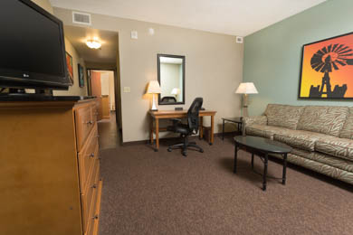 Drury Plaza Hotel North San Antonio - Suite