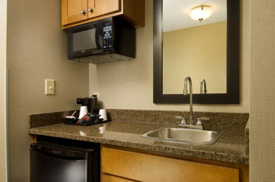 Drury Plaza Hotel North San Antonio - Suite Kitchenette