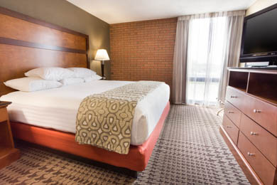 Drury Inn & Suites Jackson - King Suite